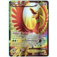 Carte pokémon Ho-Oh-ex 180 pv - 121/122 Full Art - XY Rupture Turbo