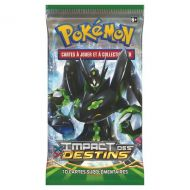 Lot de 3 boosters pokémon XY TURBO : XY10 Impact des Destins + XY09 Rupture Turbo + XY08 Impulsion Turbo