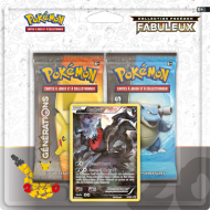 Darkrai duopack 2 booster xy Collection générations