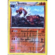 Rexillius 150 Pv Reverse - 62/111 POINGS FURIEUX