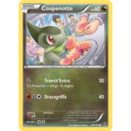Coupenotte Pv 60 Carte Commune - 109/162 - XY08