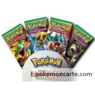Booster Pokemon Noir & Blanc Dragons Exaltés
