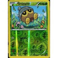Grainipiot Pv 50 Carte Reverse Commune - 4/122 - XY09