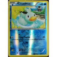 Couaneton Carte Reverse Commune Pv 60 - 36/122 - XY9