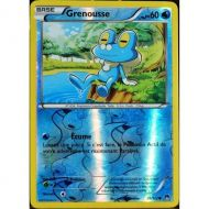Grenousse Carte Reverse Commune Pv 60 - 38/122 - XY9