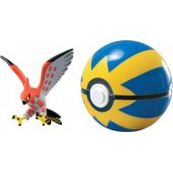 Coffret Pokemon Flambusard - Rapide Ball