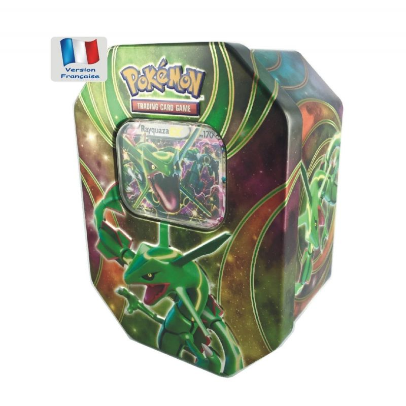 pokebox rayquaza ex pv180 xy73. Black Bedroom Furniture Sets. Home Design Ideas