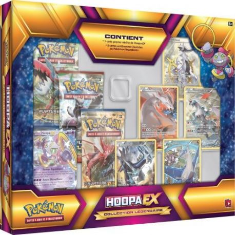 Hoopa ex collection l gendaire vf - Carte pokemon legendaire ex ...