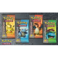 Lot de 4 booster XY Collection Générations