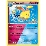 Azumarill pv 100 - 77/114 XY11 Offensive Vapeur