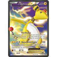 Carte Pokemon Full Art Pharamp Ex pv 170 - 87/98