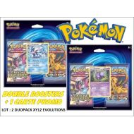 Lot  De 2 Duopack XY12 Evolutions