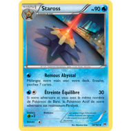 Staross Pv 90 - Carte Peu Commune - 30/162 XY08