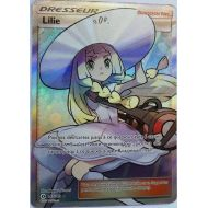 Lilie Carte Rare Full Art - 147/149 - SL1