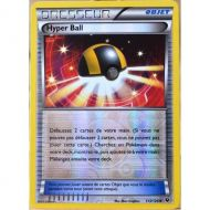 Hyper Ball Carte Reverse Peu Commune - 113/124 - XY10