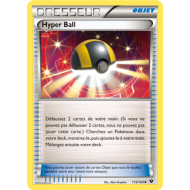 Hyper Ball Carte Peu Commune - 113/124 - XY10
