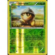 Grainipiot Carte Reverse Commune 50 Pv - 9/114 - XY11