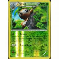 Pifeuil Carte Reverse Peu Commune 70 Pv - 10/114 - XY11