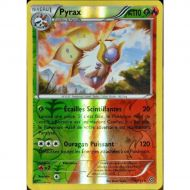 Pyrax Carte Double Energie Reverse Rare 110 Pv - 15/114 - XY11