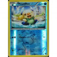 Moustillon Carte Reverse Commune 60 Pv - 30/114 - XY11