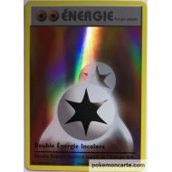Double Energie Incolore Carte Reverse Commune - XY12 - 90/108