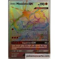 Mouscoto GX Carte Full Art Secrete Ultra-Chimere SL4 - 115/111