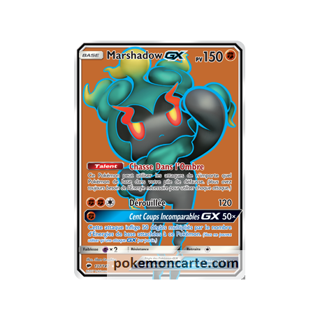 Marshadow GX pv 150 Full Art - 137/147 SL3