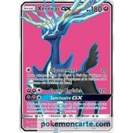 Xerneas Gx pv 180 - Full ART - 126 Sur 131 De SL06 Lumiere Interdite