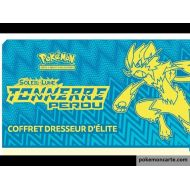 Coffret Pokemon Elite Trainer Box Tonnerre perdu SL8