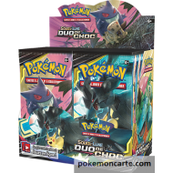 Display 36 Booster Pokémon SL9 - DUO CHOC