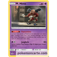 M.Mime Pv80 11/18 holo - serie detective pikachu