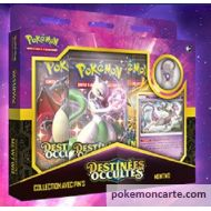 Collection Avec Pin's Destinées Occultes SL11.5 - MEWTWO