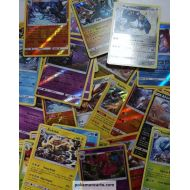 Lot de 50 Cartes Pokémon Rares