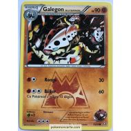 Galegon Pv 90 13/34 Carte commune Double Danger VF