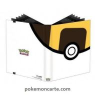 Portfolio Pokémon Ultra Ball Jaune 360 cartes