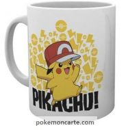 Mug - Pokemon - Ash - 300 ml