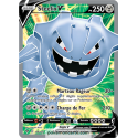 Steelix-V Pv 250 176/185 - Carte Ultra Rare Full Art - Épée et Bouclier 4 - Voltage Éclatant