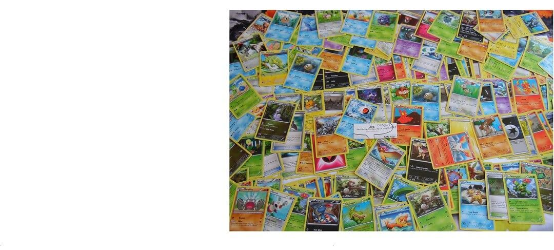 Promo lot de carte pokémon en VRAC